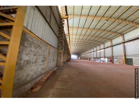 perimetral vendo alquilo bodega nave industrial 11106 m2