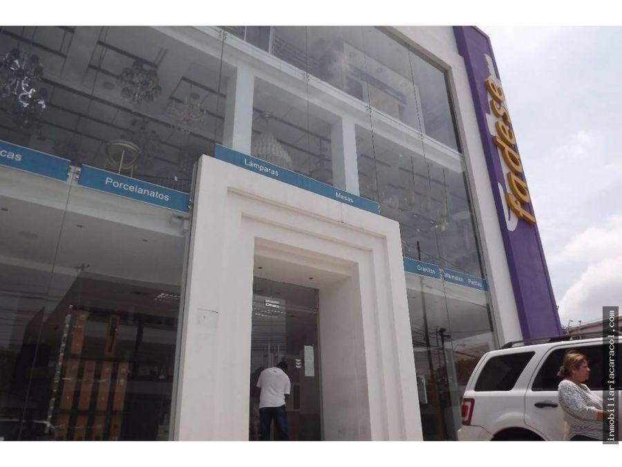 urdesa central se vende o alquila edificio moderno