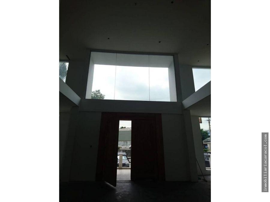 urdesa central se vende o se alquila edificio comercial de estreno