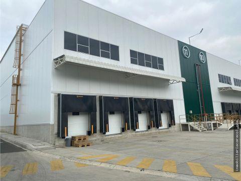via a daule bodega 16980 m2 ideal centro de distribucion y logistica