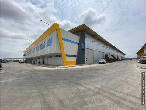 venta alquiler bodega industrial 2340 m2 duran guayaquil ecuador