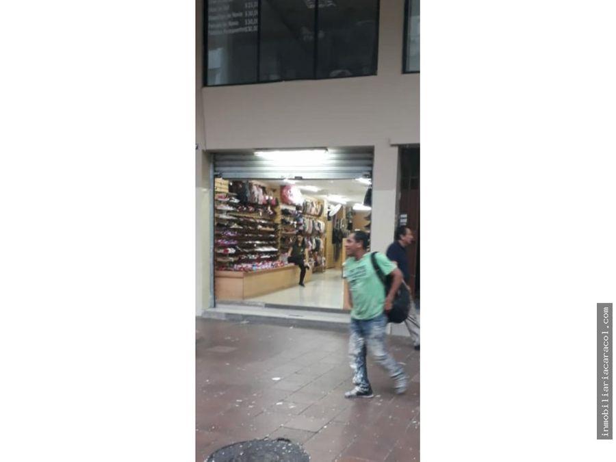 av 9 de octubre local comercial de 120 m2