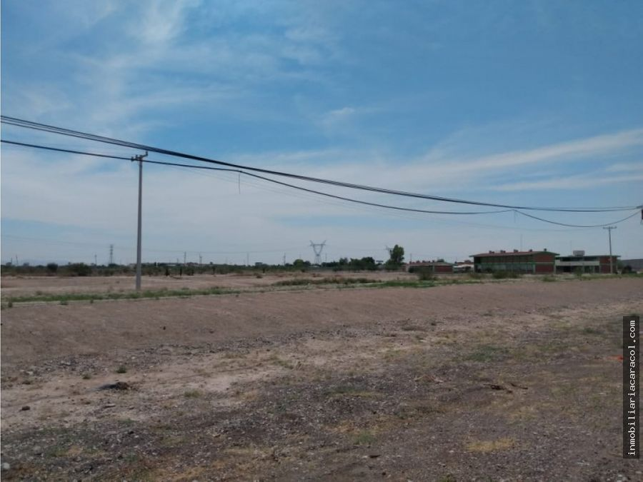 via daule km 295 terreno parque industrial de 16391 m2