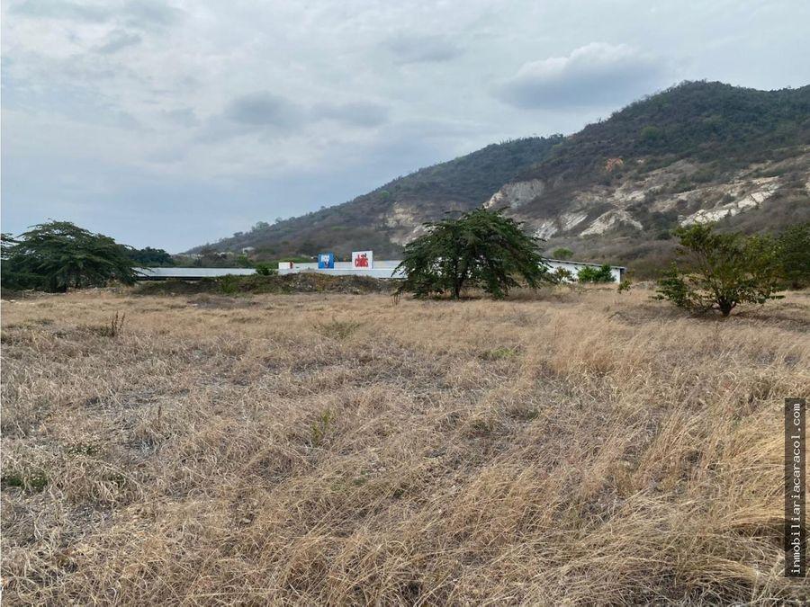 via a la costa km 14 se vende terreno comercial 32238 m2