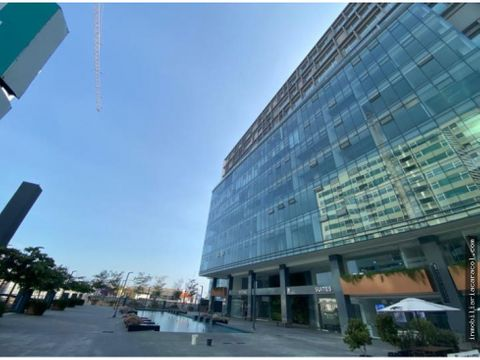 oficina 76 m2 de estreno en edificio agora ciudad viva guayaquil