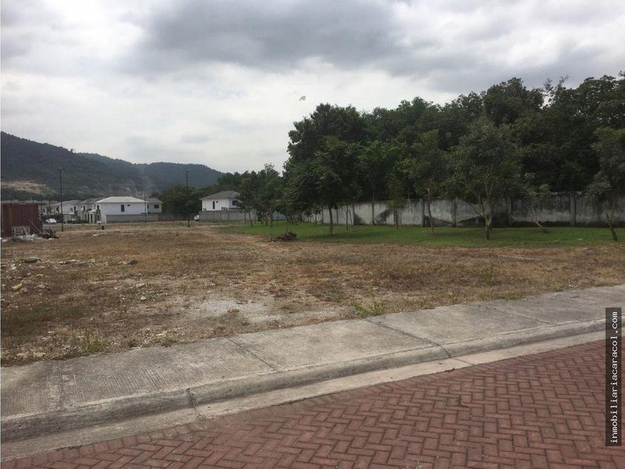 via costa km 14 urb punta esmeralda terrenos multifamiliar 5156 m2