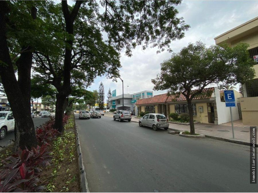 guayaquil urdesa central se vende casa en corredor comercial