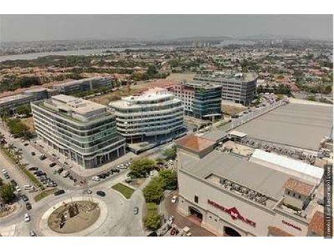 samborondon edificio los arcos plaza se vende oficina 11867 m2