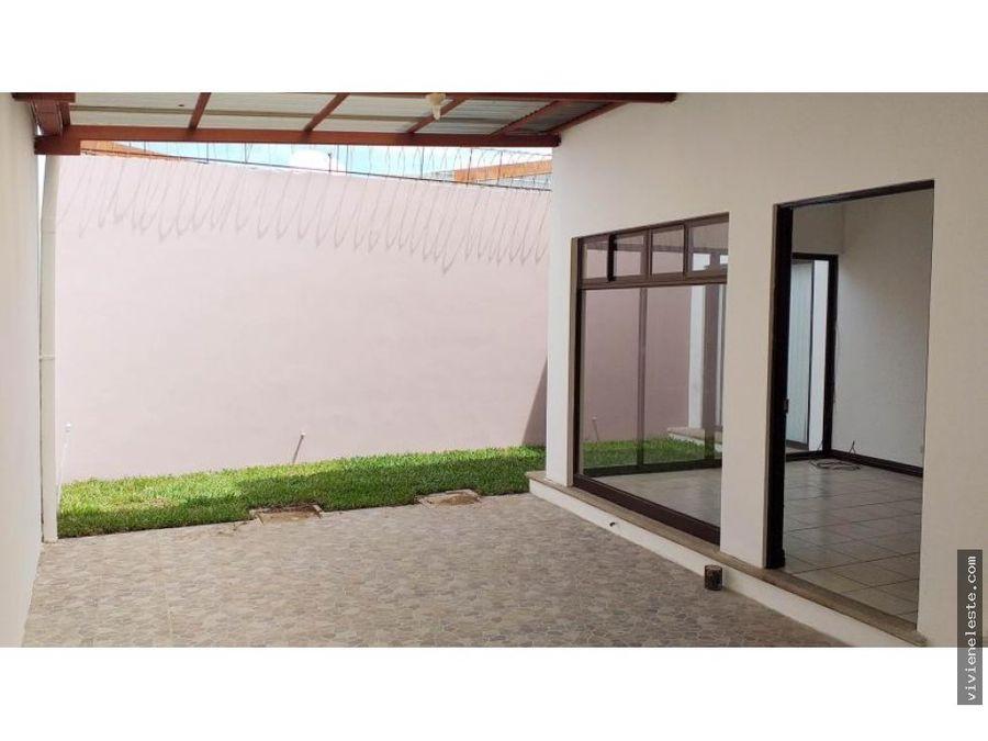 venta de casa el tejar cartago