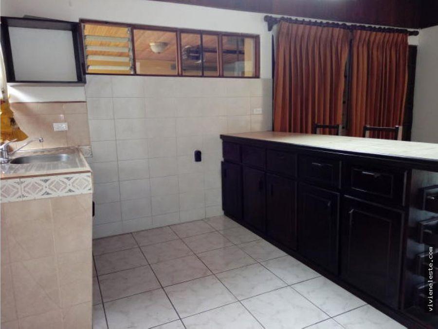 alquiler de apartamento en sabanilla