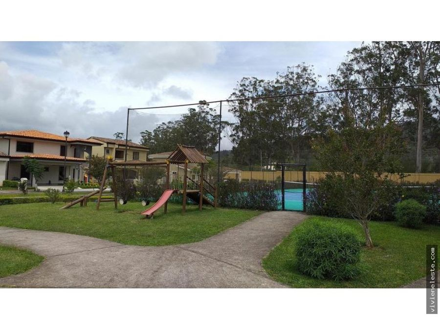 venta de casa en condominio la hacienda cartago