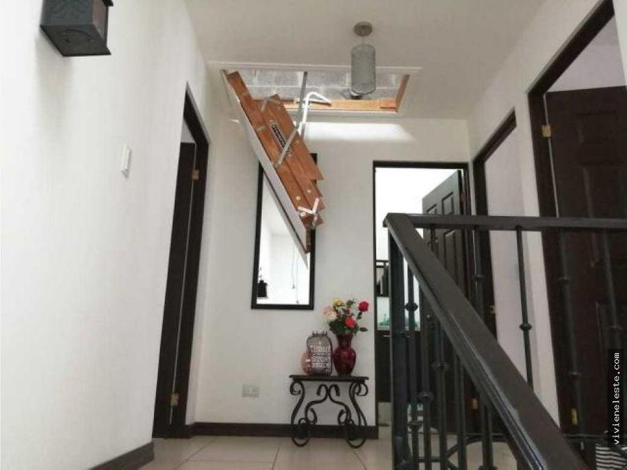 venta de casa en condominio hacienda sacramento