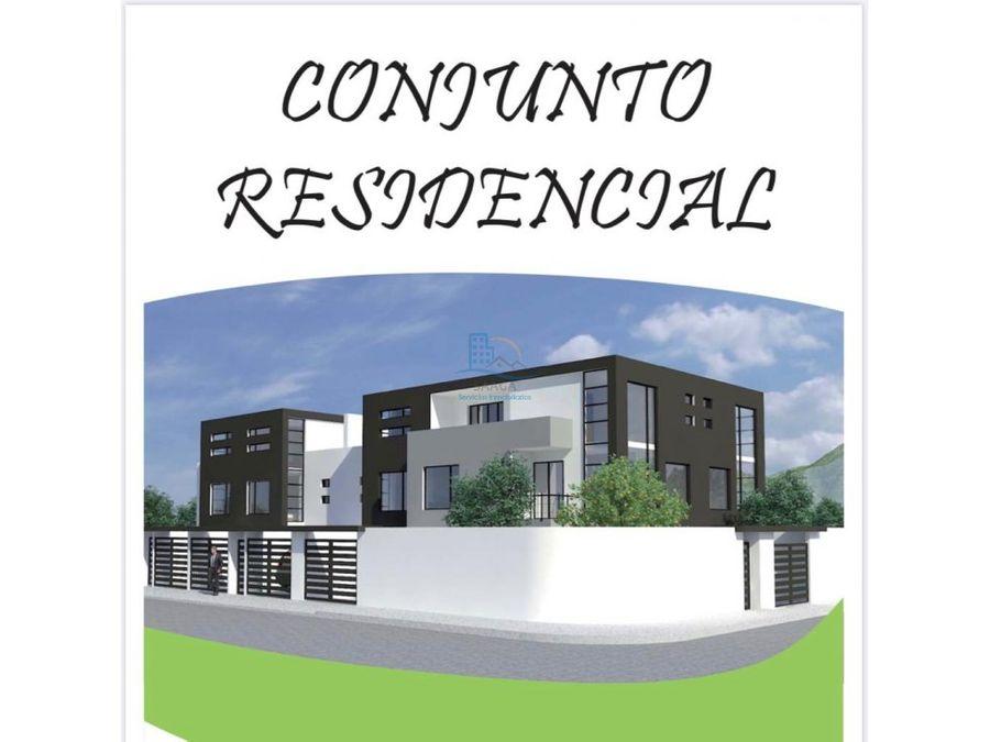 lindas casas de venta urbanizacion la pampa pomasqui