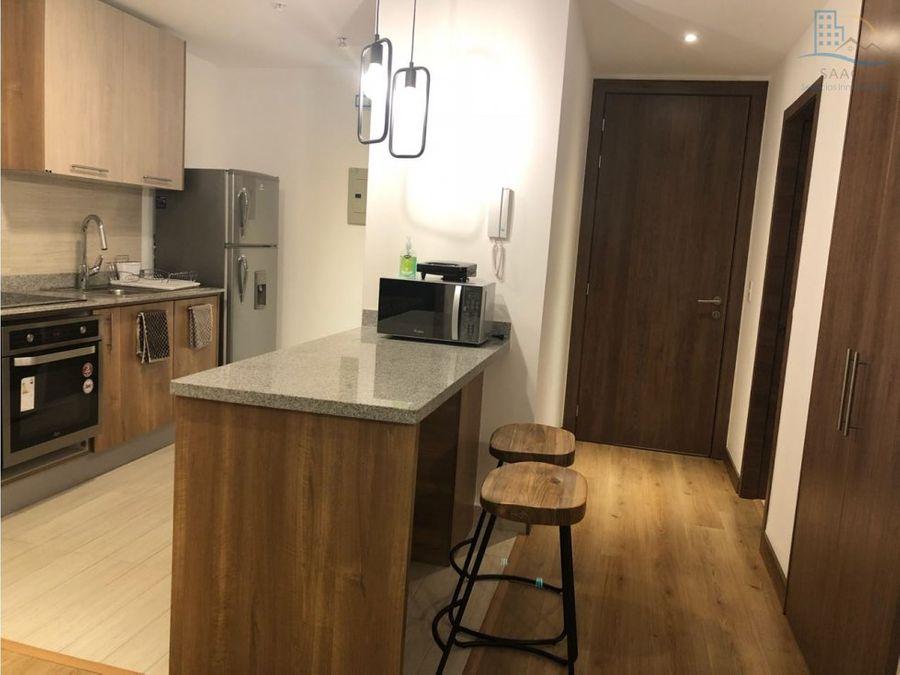 venta o renta linda suite amoblada sector portugal