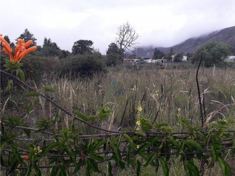 lindo terreno en venta o canje mitad del mundo