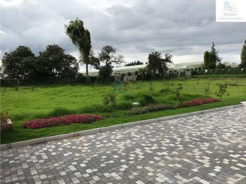venta terreno puembo los arrayanes urbanizado