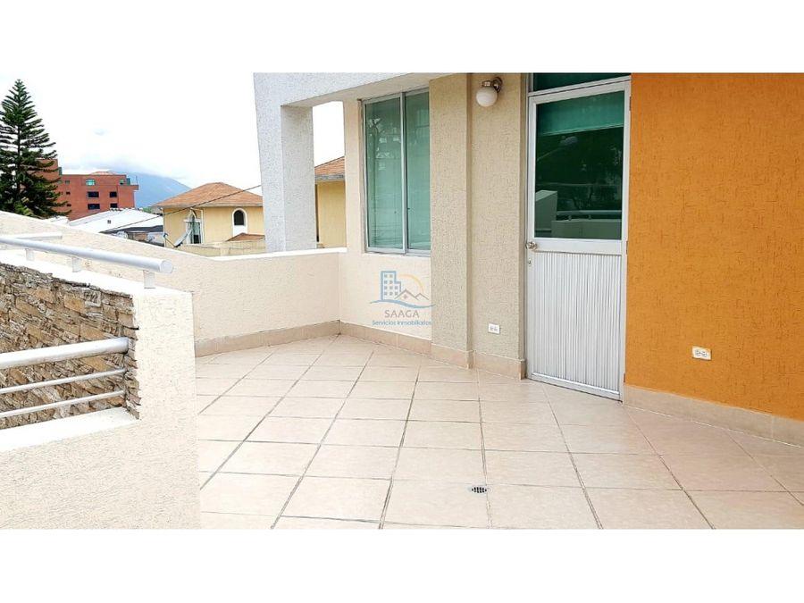 casa de renta en el pinar alto conjunto con segurdad 24h00