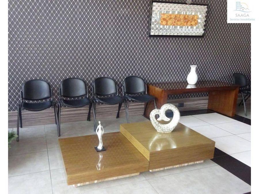 hermosa oficina de arriendo o venta av shyris