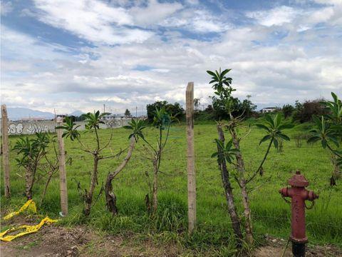 en venta lindo terreno en pifo