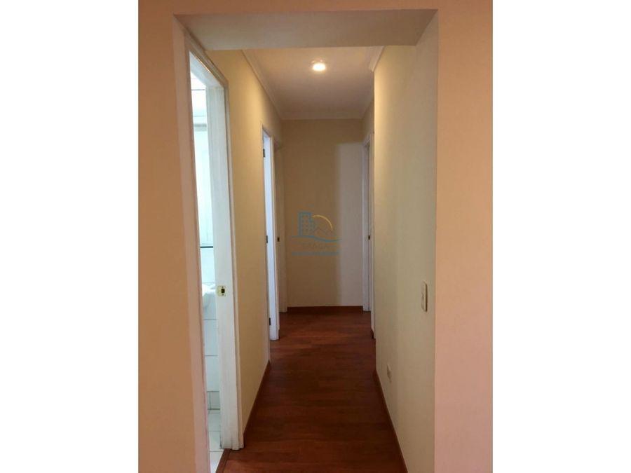 departamento de renta seis de diciembre y rio coca 3 dormitorios