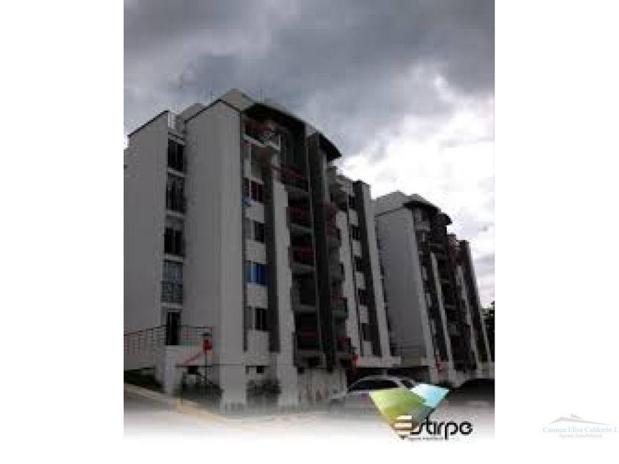 se vende apartamento san sebastian sector la villa pereira rda