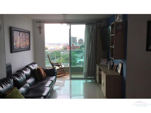 venta de apartamento en edificio aqua rio concepcion barranquilla