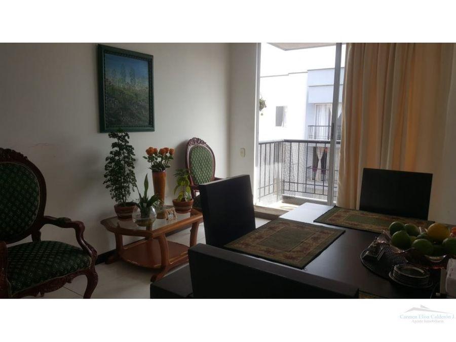 se vende apartamento en barrio providencia pereira