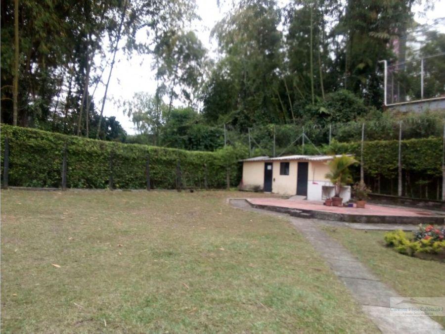 venta de casa en alamos pereira