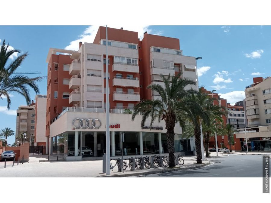 elche squash venta piso con terraza