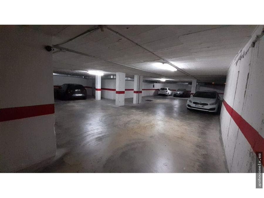 elche venta sotano con aparcamientos