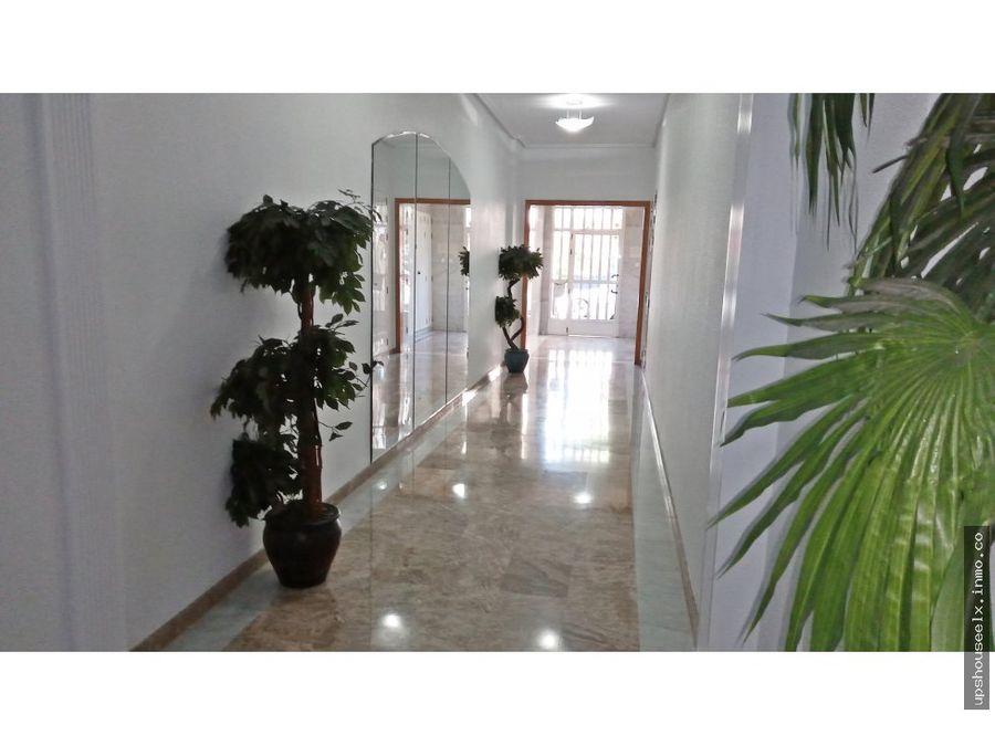 elche sector 5 venta piso grande patio