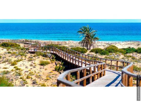 venta elche playa 1a linea apartamento