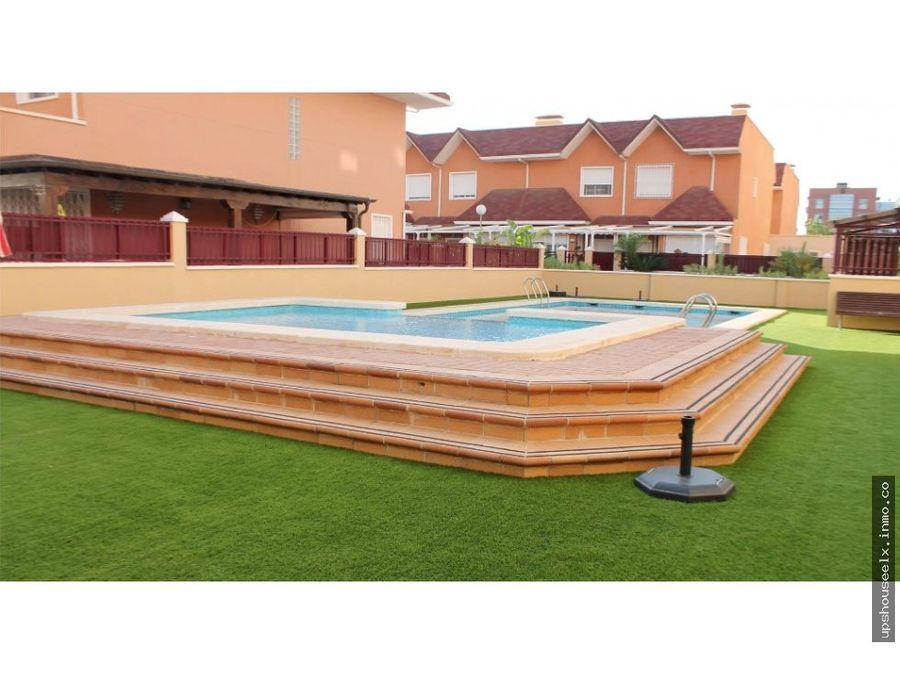 elche altabix venta piso piscina garaje