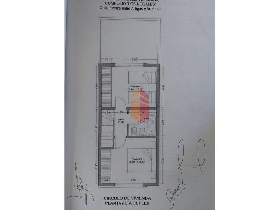 departamento dos dormitorios en venta en tandil