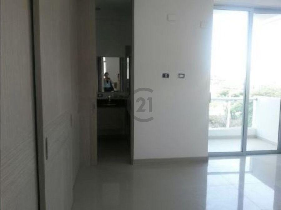 vendo amplio apartamento en barranquilla