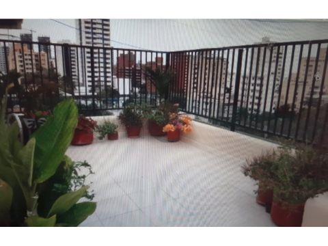 penthouse en alto prado con terraza barranquilla