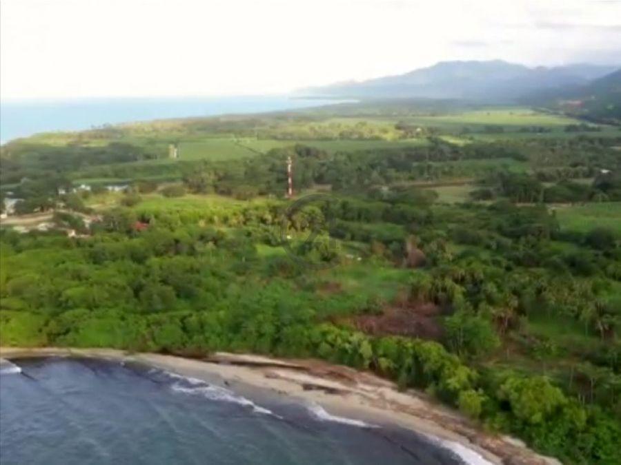 se vende finca 33 ha con playa en guachaca santa marta colombia