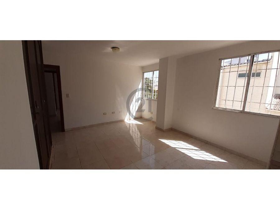 apartamento en villa santos 2 alcobas 2 banos