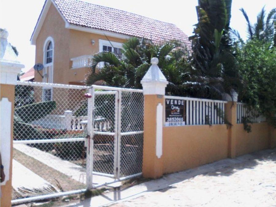 venta de casa en playa mendoza atantico