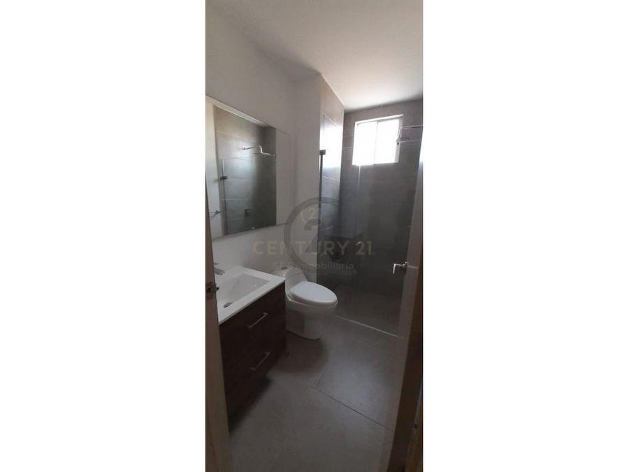 apartamento 2 habitaciones con bano privado en piso 5
