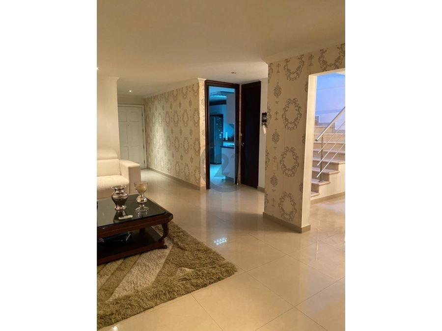 moderna y elegante casa en castellana barranquilla