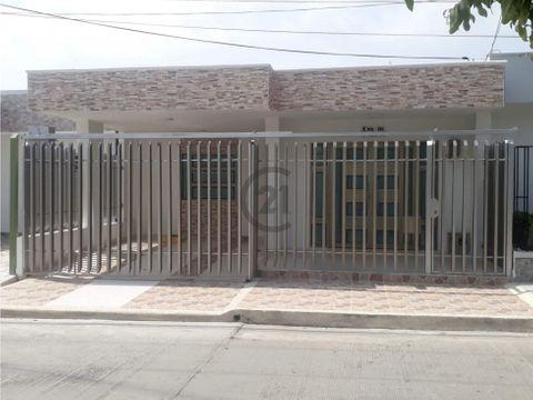hermosa casa en venta barrio tierra linda sincelejo