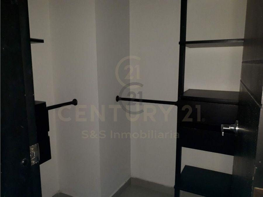 apartamento arriendo 2 alcobas con aires y cortinas