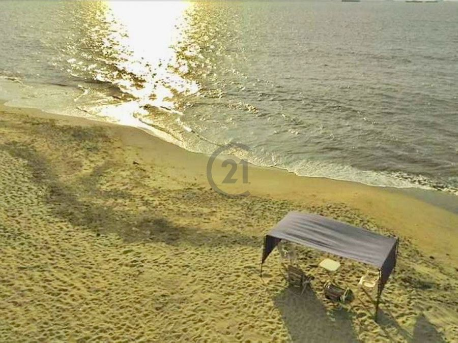 se vende lote 573 mt2 frente al mar santa marta colombia