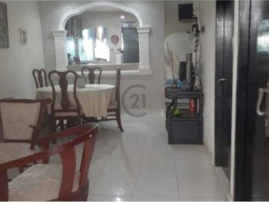 se vende casa 78 mt2 urb el parque santa marta colombia