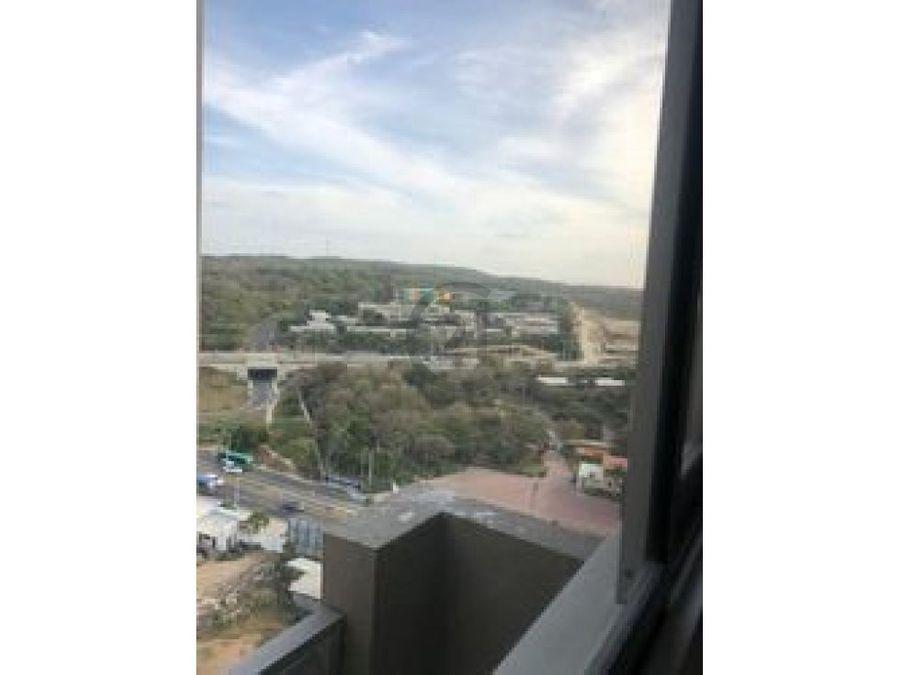 apartamento piso 11 vista al rio barranquilla
