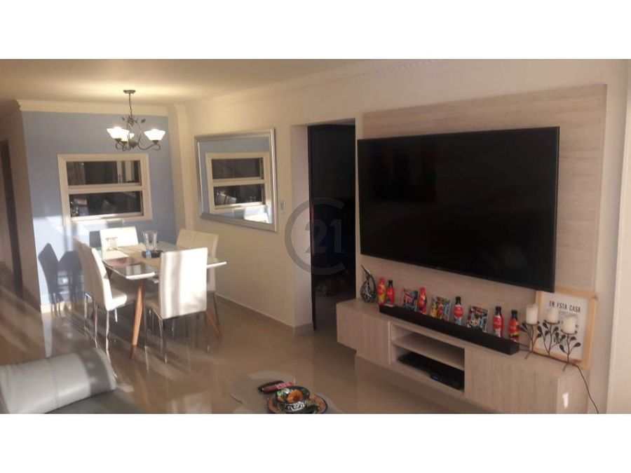 apartamento remodelado en venta