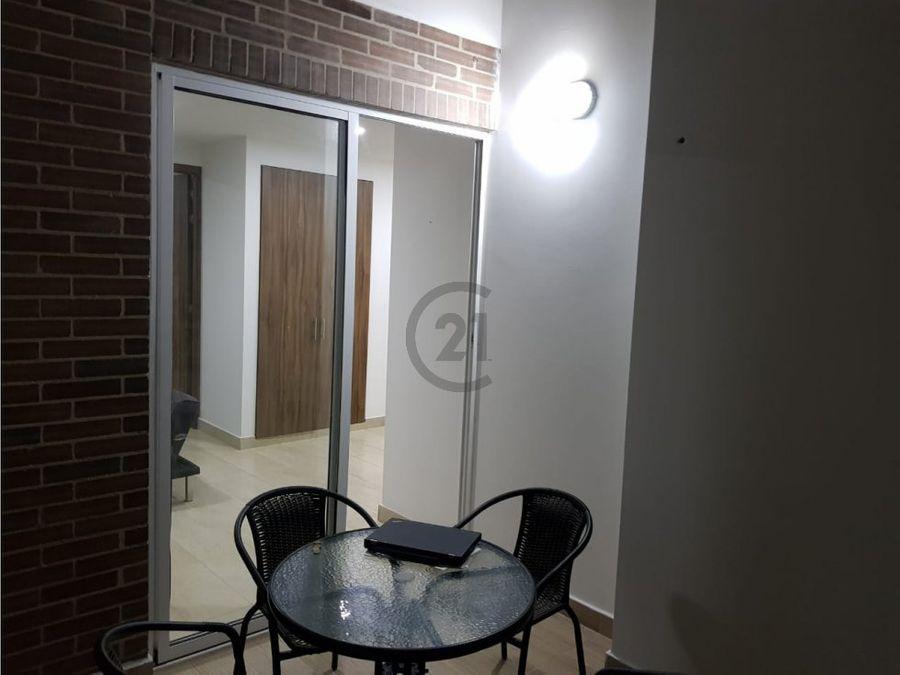 apartamento moderno arriendo norte villa santos