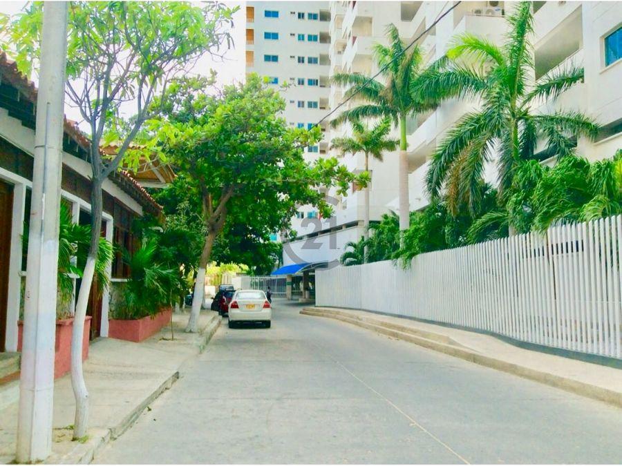se vende apto 239 mt2 frente al mar santa marta colombia