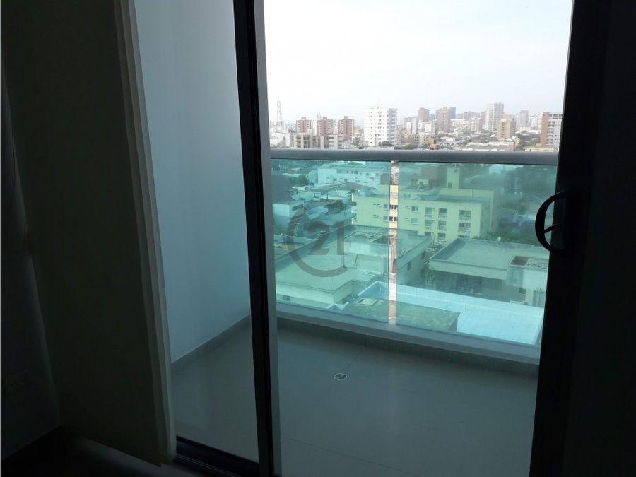 apartamento de 2 alcobas mas estudio con cortinas norte arriendo